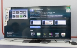 Samsung ra mắt TV đầu tiên có tích hợp cổng CI plus