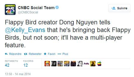 Tác giả Nguyễn Hà Đông khẳng định về kế hoạch hồi sinh của mình trên tờ CNBC.
