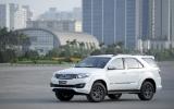 Toyota Fortuner TRD giá trên 1 tỷ đồng