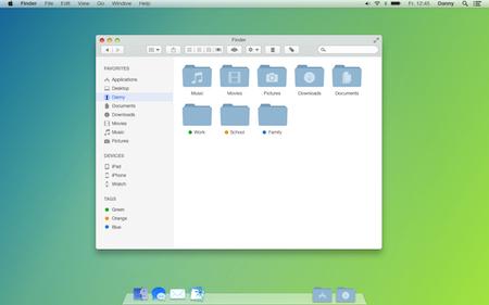 Mac OS X 10.10 sẽ như thế nào?
