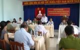 Lãnh đạo tỉnh gặp gỡ các doanh nghiệp trong KCN VSIP và thị xã Tân Uyên