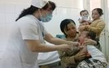Rà soát trẻ cần tiêm ngừa vắc xin sởi
