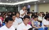"""Chủ tịch UBND tỉnh Lê Thanh Cung:  """"Tập trung mọi nguồn lực giúp đỡ doanh nghiệp sớm ổn định sản xuất…"""""""
