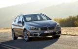 BMW serie 2 Active Tourer có giá từ 37.200 USD