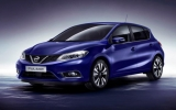Nissan Pulsar - đối thủ mới của Ford Focus