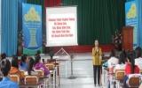 Chương trình truyền thông về chăm sóc sức khỏe sinh sản, sức khỏe tình dục cho sinh viên