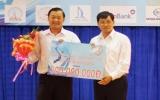 Hơn 500 triệu đồng ủng hộ ngư dân và lực lượng cảnh sát biển, kiểm ngư Việt Nam