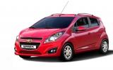 Chevrolet Spark Zest giá 392 triệu đồng