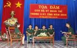 Sĩ quan trẻ lực lượng vũ trang tỉnh:  Cống hiến tài năng, xứng danh Bộ đội Cụ Hồ