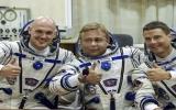 Tàu Nga đưa phi hành gia lên trạm vũ trụ quốc tế