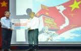 Công ty TNHH MTV Xổ số kiến thiết Bình Dương: Ủng hộ Hoàng Sa - Trường Sa 400 triệu đồng