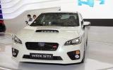 Subaru WRX STI có giá hơn 1,7 tỷ đồng tại Việt Nam