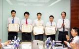 UBND tỉnh Bình Dương khen thưởng 2 tập thể và 5 cá nhân của HSG