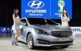 Hyundai ra xe cạnh tranh Audi, BMW và Mercedes