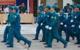 TX.Thuận An: Khai mạc Hội thao Quân sự - Quốc phòng lực lượng dân quân tự vệ năm 2014
