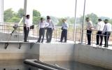 Nhà máy xử lý nước thải Thủ Dầu Một: Cần tăng cường tuyên truyền, minh bạch giá