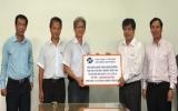 Công ty TNHH Công nghiệp gỗ Kaiser Việt Nam được Bảo hiểm Xuân Thành hỗ trợ tạm ứng 1 tỷ đồng