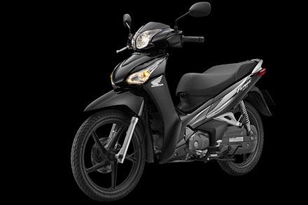 Honda Việt Nam làm mới xe số Future 125