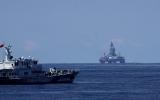 Họp báo quốc tế: Một tháng, 24 tàu chấp pháp Việt Nam bị đâm hỏng
