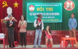 Ủy ban MTTQVN TX.Thuận An: Tổ chức hội thi Mặt trận với công tác bảo vệ môi trường