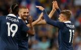 Benzema tỏa sáng, Pháp đại thắng Jamaica 8-0