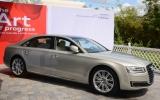 Audi A8L có giá 4,8 tỷ đồng tại Việt Nam