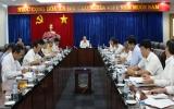 Chủ tịch UBND tỉnh Lê Thanh Cung: Cần làm tốt hơn nữa để đẩy nhanh công tác hỗ trợ cho doanh nghiệp