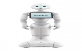 Pepper: Robot đầu tiên đọc được cảm xúc con người
