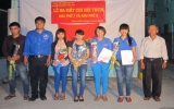 Phường Phú Mỹ (TP.TDM) thành lập thêm 2 chi hội thanh niên công nhân nhà trọ