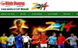 Xem toàn bộ sự kiện World Cup 2014