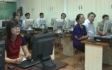 Liên đoàn lao động TX.Dĩ An: Mở lớp tin học miễn phí cho đoàn viên công đoàn cơ sở