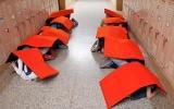 Chăn chống đạn dành cho học sinh