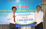 Becamex IDC ủng hộ 1,1 tỷ đồng cho ngư dân, Cảnh sát biển và Kiểm ngư Việt Nam
