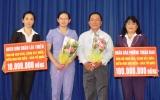 TX.Thuận An ủng hộ ngư dân, Cảnh sát biển và Kiểm ngư Việt Nam hơn 200 triệu đồng