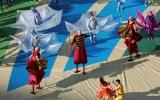 Khai mạc World Cup: đơn giản và ấn tượng