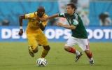 Hạ Cameroon, Mexico khởi đầu thuận lợi