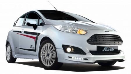 Ford ra mắt xe Fiesta bản đặc biệt tại Malaysia