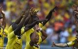 Đè bẹp Hy Lạp, Colombia dẫn đầu bảng C