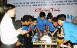 """Tân Uyên: Chương trình """"Ngày chủ nhật vui"""" cho thanh niên công nhân"""
