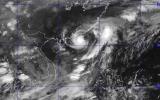 Bão số 1 gió giật cấp 10 đang hướng vào Trung Quốc