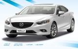 Mazda6 hoàn toàn mới - Đẳng cấp sedan