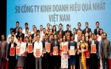 Tập đoàn Hoa Sen nằm trong 50 công ty kinh doanh hiệu quả nhất Việt Nam 2014