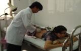 Bệnh viện Y học cổ truyền tỉnh hoàn thành chỉ đạo tuyến đợt 1-2014