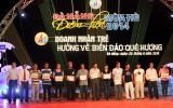 Doanh nhân trẻ Đà Nẵng hướng về biển, đảo quê hương