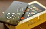Công cụ jailbreak hệ điều hành iOS 7.1.1 xuất hiện