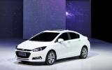 Chevrolet Cruze 2015 nội thất sang trọng hơn