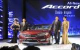 Accord 2014 có giá 1,47 tỷ đồng tại Việt Nam
