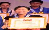 Cổ Kim Tuyến:  Người thợ trẻ giỏi toàn quốc