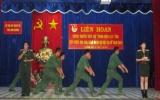 11 đội tham gia Liên hoan tuyên truyền viên trẻ trong thanh niên lực lượng vũ trang tỉnh