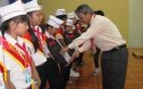 Huyện Bàu Bàng: Tuyên dương 84 đại biểu cháu ngoan Bác Hồ